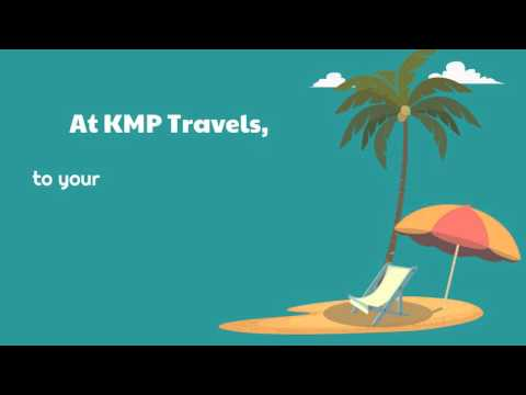 Travel agency promotional video Template