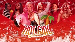 Megan Thee Stallion - Hot Girl Summer (feat. Nicki Minaj, Cardi B, Iggy Azalea, Saweetie & MORE)