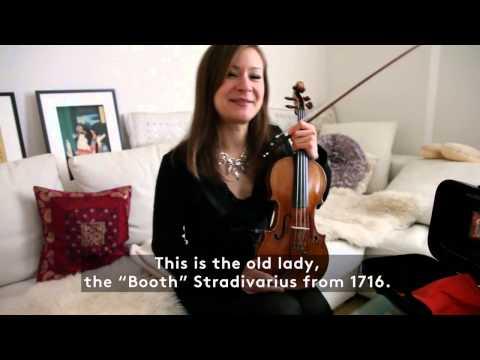 Portrait Arabella Steinbacher (Interview)