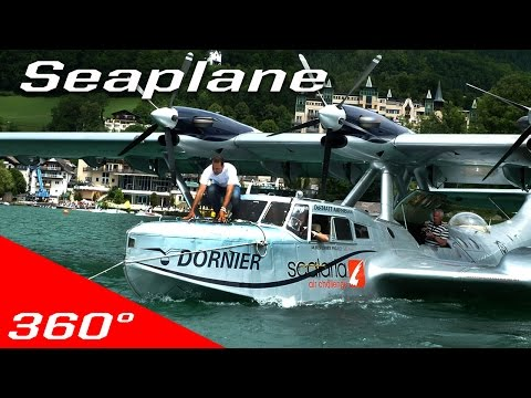 Dornier Sea Plane 360° Experience