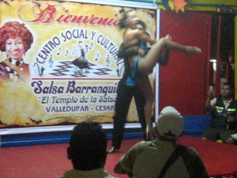 Salsa caleña VS Salsa Barranquillera