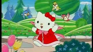 ♥Hello Kitty y sus Amigos♥ Blancanieves y los 7 Enanitos / El Pastor y el Lobo - Parte 1
