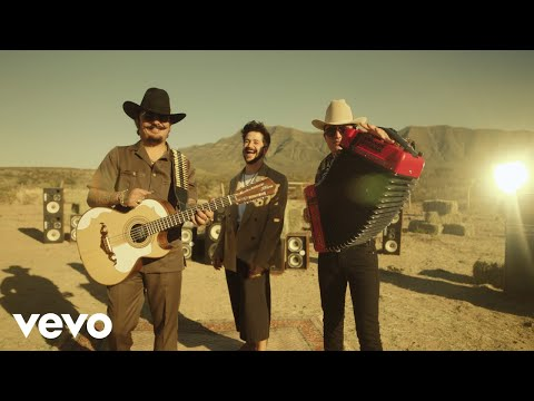 Camilo, Los Dos Carnales - Tuyo y Mío (Official Video)