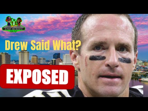 Drew Brees Is In A World Of Sh** After These HEARTLESS Comments!