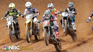 Best of 2019 Pro Motocross 450 class season | Motorsports on NBC