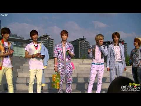 [FanCam] 120804 Boyfriend at Minwoo's Birthday Party & Mini Fan Meeting