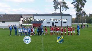 140914 P03 Gislaved IS - IFK Värnamo blå