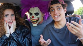 CONFRONTING MY FRIENDS AND THEN SCARING THEM!!