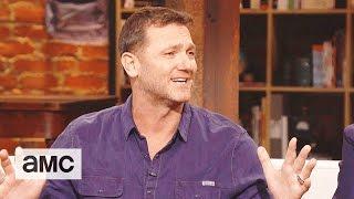Talking Dead: 'Lennie James on Morgan via Video Chat'  Highlights Ep. 713