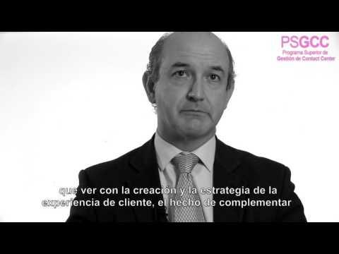 Protagonistas PSGCC: Santiago Muñoz-Chápuli, Director del PS en Gestión de Contact Center