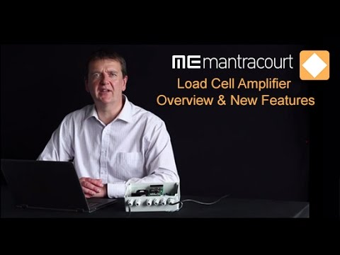 LCA20 Load Cell Amplifier Overview & New Features