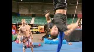 Behind the scenes of Cirque du Soleil Dralion (FULL INSERT)