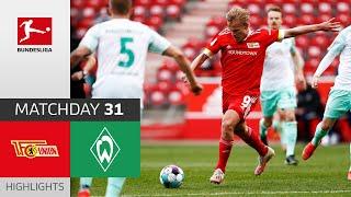 Union Berlin - SV Werder Bremen | 3-1 | Highlights | Matchday 31 – Bundesliga 2020/21