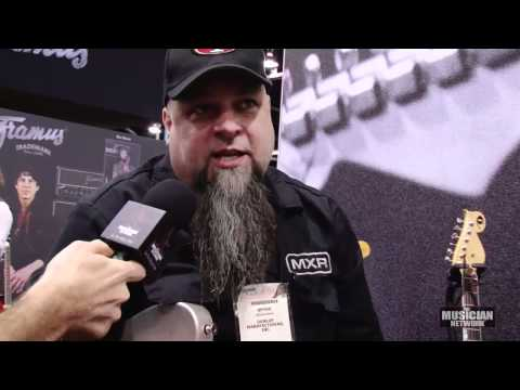 Dunlop Guitar Pedals: NAMM 2012 Product Showcase