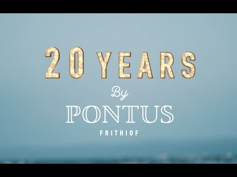20 years anniversary by Pontus Frithiof (English version)