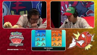 2017 Pokémon North American International Championships: VG Masters Top 4, Match B