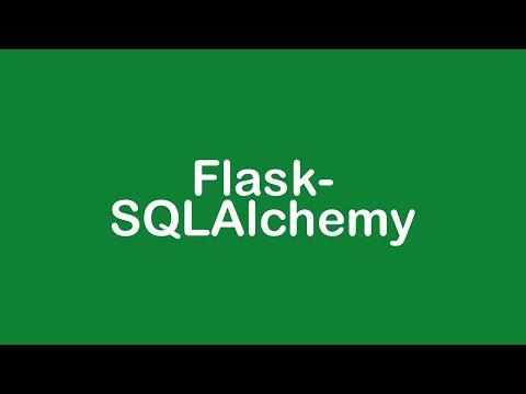 Curso de Flask 2021 parte 2: ORM - SQLAlchemy