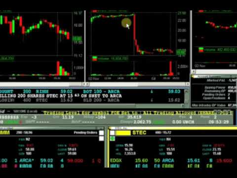 Trading the Open