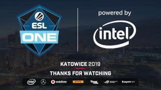 Live: ESL One Katowice - Group stage - Stream B