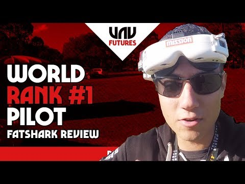 TRUTH about FATSHARK HDO with WORLDS FASTEST FPV PILOT Thomas Bitmatta
