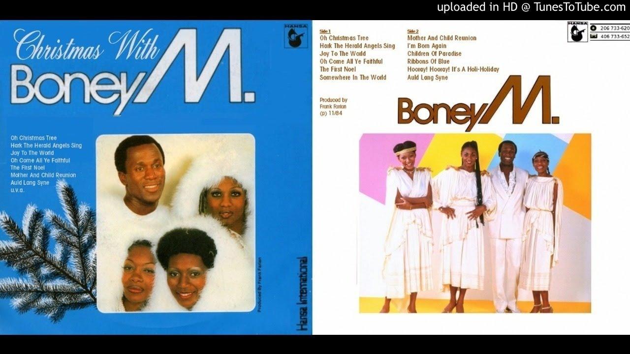 Boney M Christmas Album.Boney M Christmas With Boney M Full Album Expanded Version 1984