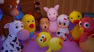 Farmees Español - videos de dibujos animados
