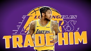 Is it Time For the Lakers to Trade Brandon Ingram??