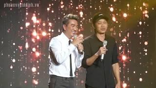 Hoài Linh và Đàm Vĩnh Hưng hát liên khúc bolero khiến dàn sao Việt sững sờ