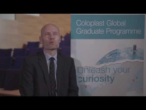 Why should you apply for the Coloplast Global Graduate Programme?