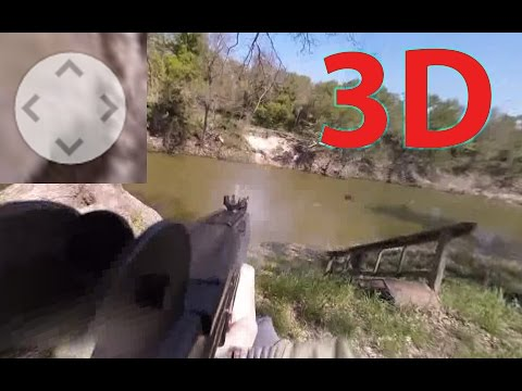 at the range | 360 3D (VR) Real Full Auto UZI Machine Gun Shoot POV first person