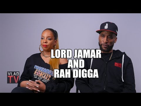 Lord Jamar on the Theory That Tekashi 6ix9ine is a Government Plant (Part 2)
