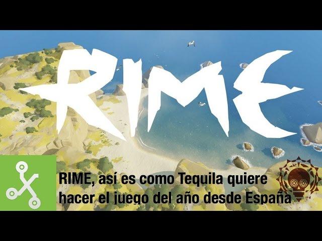 RIME, así crea Tequila Works el mejor juego del año para PS4 en España