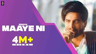 Maaye Ni – Singga Video HD