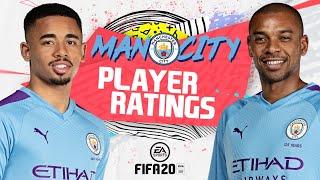 FIFA 20   GABRIEL JESUS and FERNANDINHO GUESS NEW RATINGS