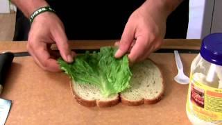 The Art Of Making A Sandwich