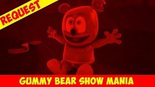 Spooktacular (Backwards & Red) Special Request - Gummy Bear Show MANIA
