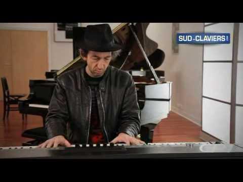 Piano Yamaha CP1 Part2