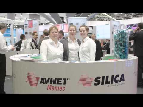 Avnet Memec - Silica at Embedded World 2016