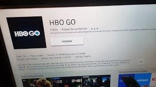 Como DESCARGAR HBO GO en Smart TV