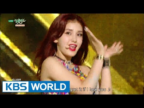 I.O.I (아이오아이) - Whatta Man [Music Bank HOT Stage / 2016.08.19]