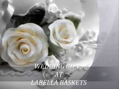 Wedding Video from Classy Baskets By LaBella Baskets