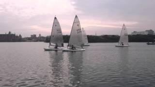 Southport SC Phantom Open - Start of Race 1