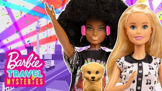 Barbie and Daisy Go to the Music Festivals   Barbie Travel Mysteries: Germany   Barbie