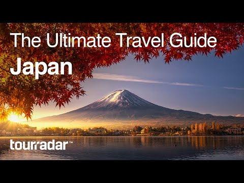 Japan: The Ultimate Travel Guide by TourRadar 2/5