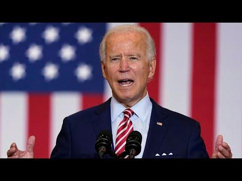 Watch: Biden Delivers Remarks In Philadelphia   NBC News