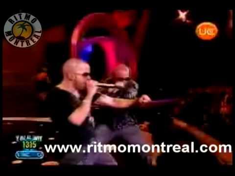 Wisin y Yandel live Viña del mar 2008  Mayor que yo