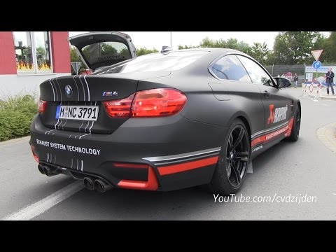 Akrapovic Exhaust BMW M4 F82 Slip-On Line (Titanium)