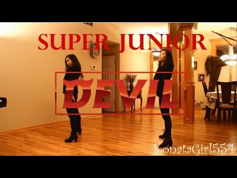 Super Junior(슈퍼주니어) - Devil Dance Cover