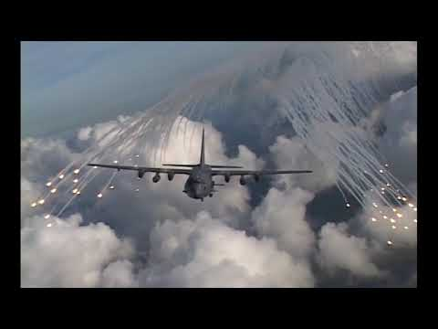 DFN: AC-130 In-flight 1, UNITED STATES, 02.21.2018