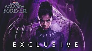 EXCLUSIVE: WAKANDA FOREVER VILLAIN REVEAL Black Panther 2 Marvel Studios
